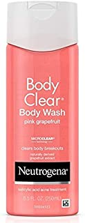 Neutrogena Body Clear® Body Wash - Pink Grapefruit