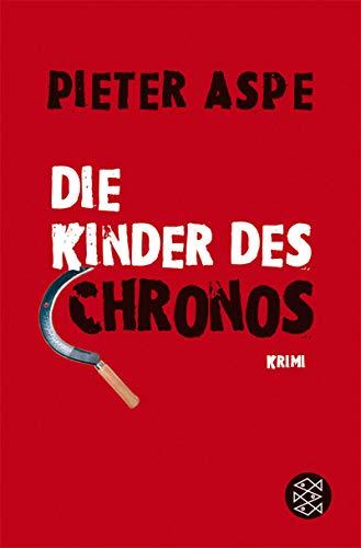 Pieter Aspe: Die Kinder des Chronos