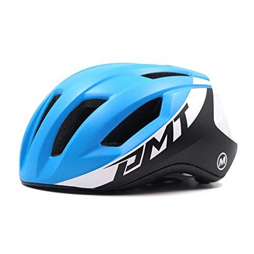 WXQX Fietshelm voor dames en heren, lichte en pneumatische fietshelm, veiligheidshoes, wielrennen, outdoor-uitrusting