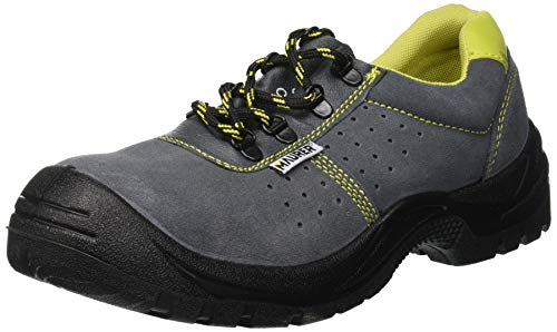 MAURER 15011258 Zapatos Seguridad Valeria Transpirable Nº 42