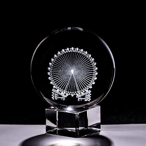 zxb-shop Lensball Photography Crystal Ball O Popular overseas 6CM Recommendation 3D