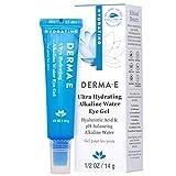 DERMA E Hydrating Alkaline Water Undereye Gel, 14 GR
