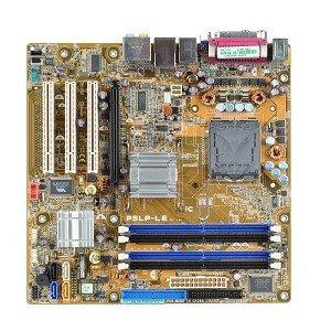ASUS p5lp-le Intel 945g socket 775mATX Motherboard W/video, audio & LAN
