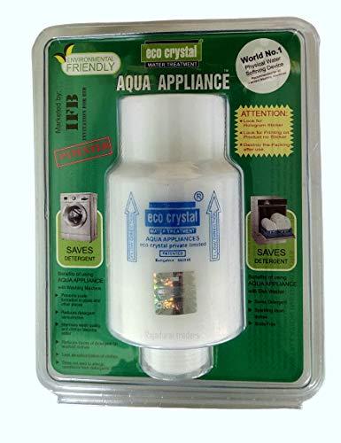 IFB™ Aqua Merit Water Softener for Washing Machine and Dish washers Pack of 1