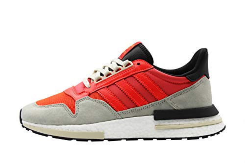 adidas Herren Zx 500 Rm Kletterschuhe, Mehrfarbig (Rojsol/Negbás/Ftwbla 000), 44 EU