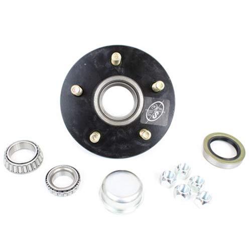 "Southwest Wheel 5-Hole, 5.5"" Bolt Circle Idler Hub for 3,500 lb. Axles"