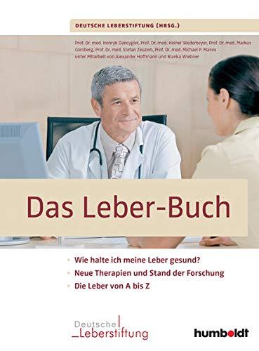 Deutsche Leberstiftung<br />Das Leber-Buch: Wie halte ich meine Leber gesund?
