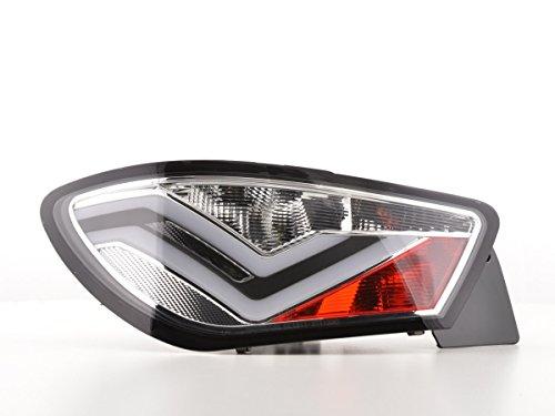 FK Automotive FKRLXLSE016001 Led-achterlichten, achterlichten, chroom