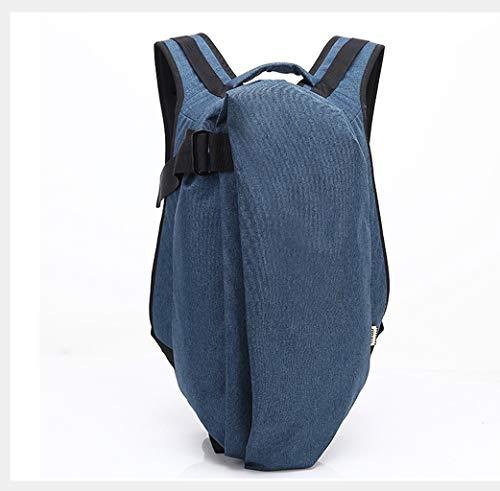 LC-SHBAGS outdoor waterdichte laptop rugzak, casual rugzak slijtvast, geschikt voor zaken/reizen/school, 15,6-inch laptoptas