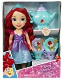 Disney Princess - Muñeca Ariel con juego de té de Princess Tea Party