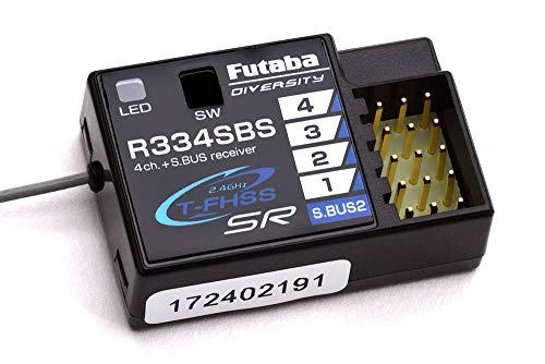 Futaba R334SBS ontvanger 2,4 GHz T-FHSS SR Telemetrie
