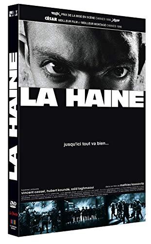 Le DVD La Haine de Mathieu Kassovitz