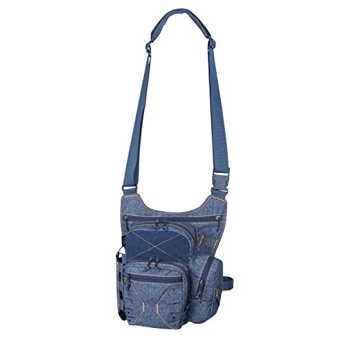 Helikon-Tex EDC Side Bag Umhängetasche - Melange Blue