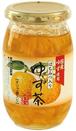 正栄食品工業『ゆず茶』