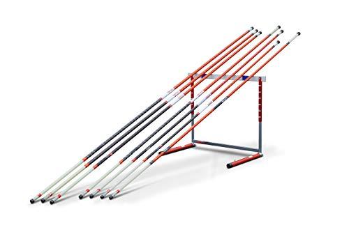 Nordic Stabhochsprungstab Evolution aus Carbon- und Glasfaser - 5,00 m - 86 kg