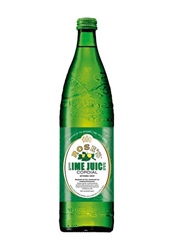 Schweppes Rose's Lime Juice Cordial (1 x 0,75 l)