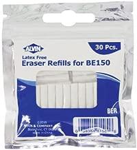 Alvin BER Battery Operated Eraser Refills (30 Pack)