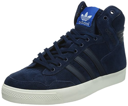 adidas Originals Unisex-Erwachsene PRO Conference VCND Hausschuhe, Blau (New Navy FTW/New Navy FTW/White Vapour S11), 41 1/3 EU