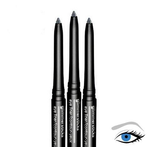 3 x Avon Glimmerstick Eyeliner Saturn Grey
