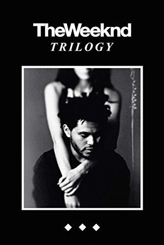 Poster arrotolato 'Il desiderio di bruciare' The Weeknd Trilogy, 30,5 x 45,7 cm