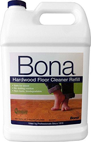 Bona Hardwood Floor Cleaner Refill, 256-OZ by B