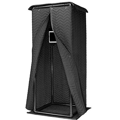 Snap Studio Ultimate Vocal Booth — Portable Pop Up Home Studio for...