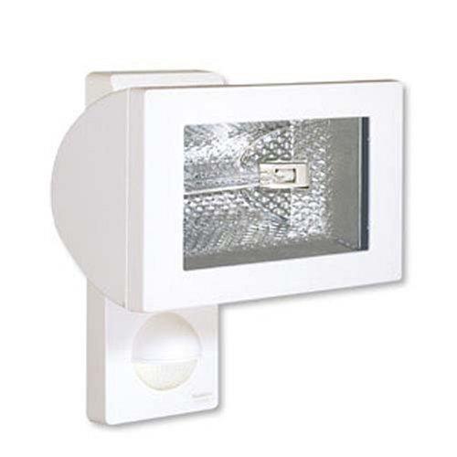STEINEL 632816 Sensor-Halogenstrahler weiß