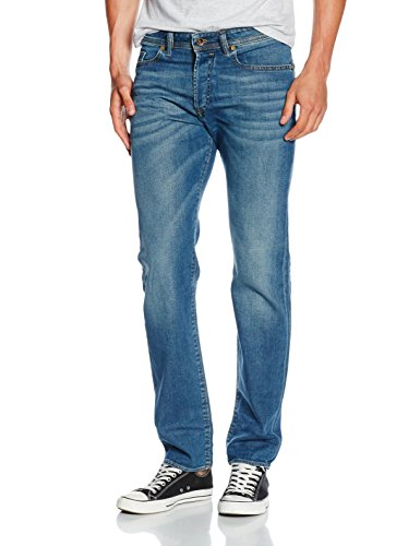 Diesel Herren Jeans Buster, Blau, W33/L32