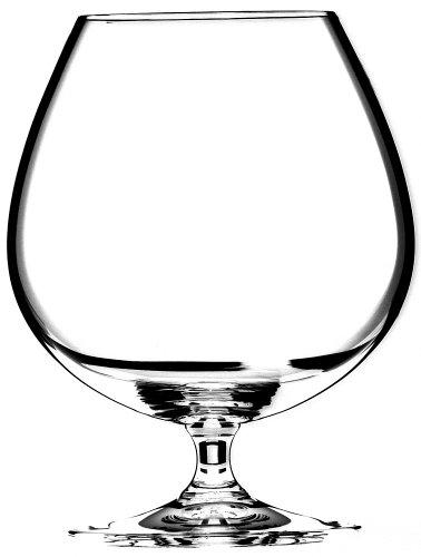 RIEDEL-Vinum - 416/18–Verre à Cognac (Ballon) - 2 Verres