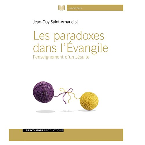 Les paradoxes dans l'Evangile audiobook cover art