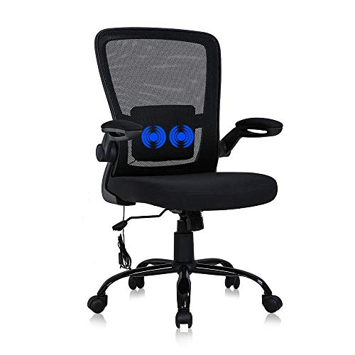 Home Office Chair Ergonomic Desk Chair Mid Back Mesh...