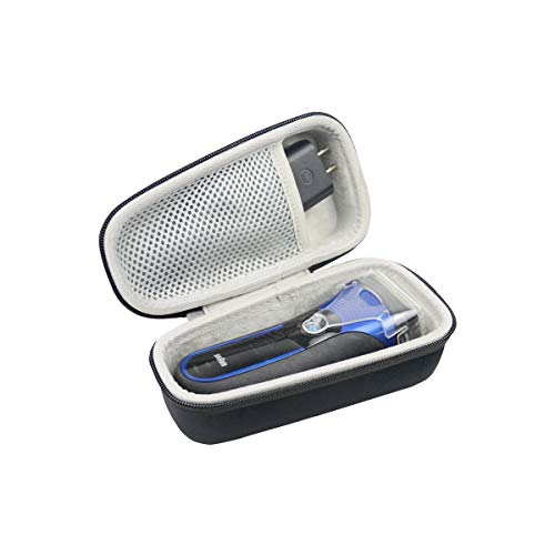 Hart Taschen Hülle für für Braun Series 3 Elektrischer Rasierer 3040s 3020 3090cc 340s-4 320s-4 3030s 3000s von LUYIBA