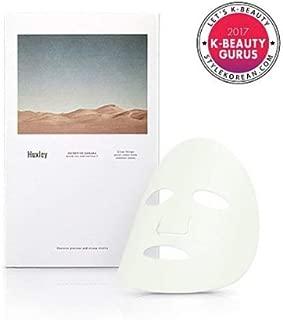 Huxley Mask ; Oil AND Extract 27 ml 3 ea Korea cosmetics