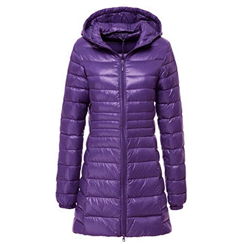 Goods-Store-uk S~6XL Herfst Winter Vrouwen Eend Downs Jas Slim Parkas Dames Jas