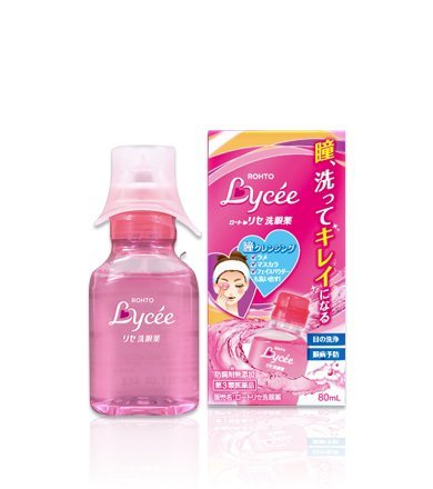 Rohto Eye Wash Lycee - 80ml