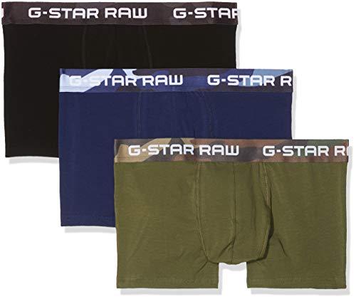 G-STAR RAW Classic Truk Camo Zwembroek voor heren, 3 stuks