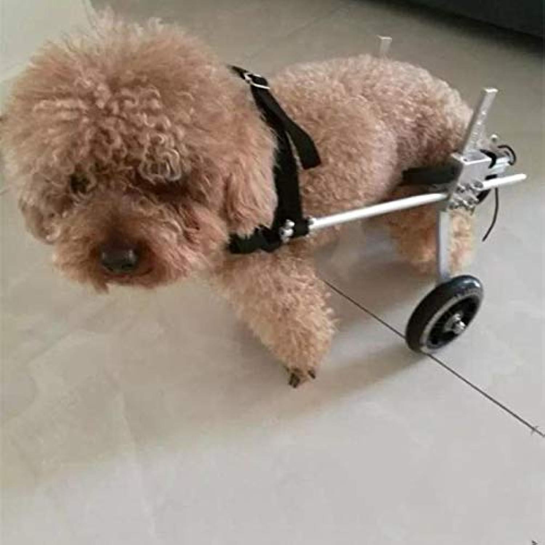 Pet Moped Dog Wheelchair Wheelchair Dog Wheelchair Can Help Disabled Pets Run Again,M