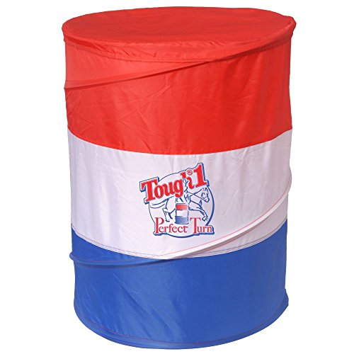 Tough-1 3-Pack Perfect Turn Barrel Set Red/Wht/Blu