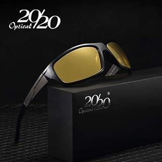 Óculos Visão Noturna Dirigir A Noite Luxo