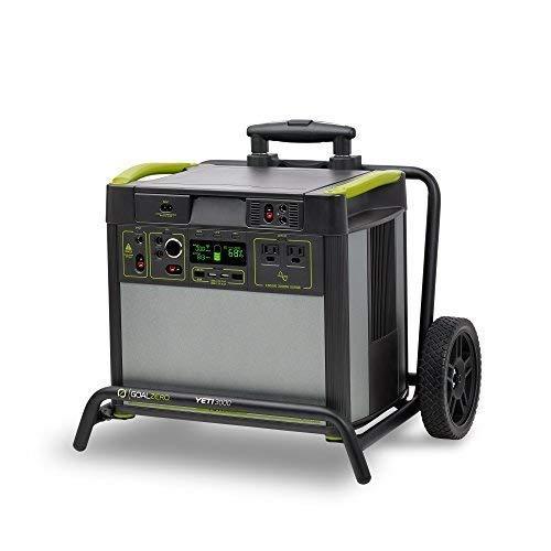 Yeti 3000 Lithium Portable Power Station