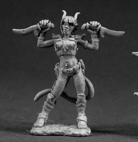 Reaper Tiviel, Female Demonic Rogue 03315