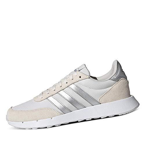 adidas Run 60s 2.0, Zapatillas de Running Mujer, Blatiz/Plamet/TOQGRI, 39 1/3 EU