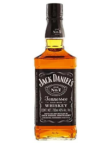 Whisky Black Jack marca Jack Daniel's
