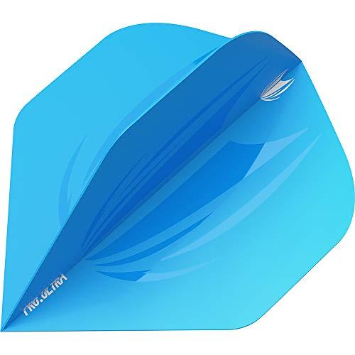 Target Darts ID Pro. UltraDart Flights, 15 Stück, Blau