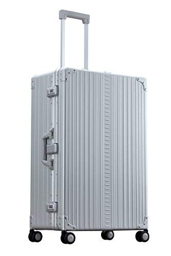 Buy Discount ALEON 30 Macro Traveler Aluminum Hardside Checked Luggage with Suiter