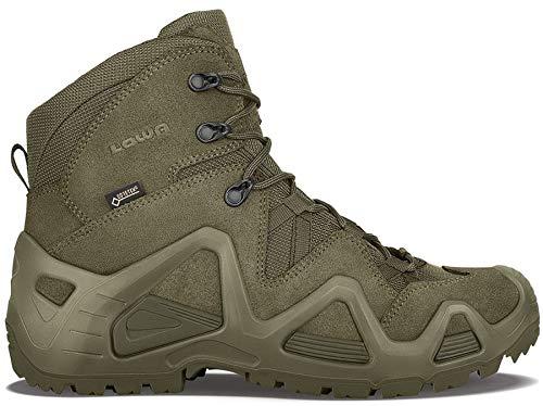 Lowa Zephyr MID TF GTX Gore-Tex Men's Tactical Boots, Ranger Green - Grün, 43.5