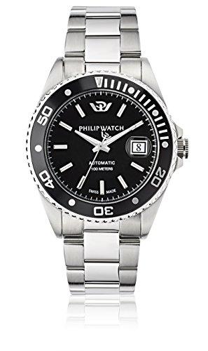 Philip Watch Caribe R8223597010 - Orologio da Polso Uomo