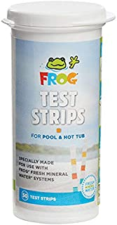 King Technology Frog Pool and Spa Test Strips