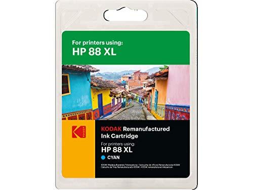 Kodak 185H008802 geschikt voor HP OJPROK5400 Cyan compatibel met C9391AE 88XL 2600 pagina's 27ml