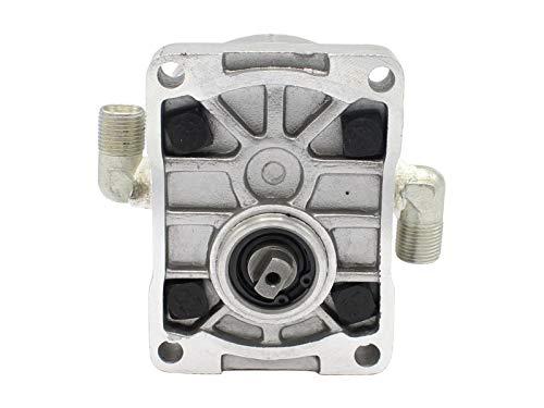 SECURA Hydraulikpumpe kompatibel mit Motec MH 8T-DT-A (400V) Holzspalter